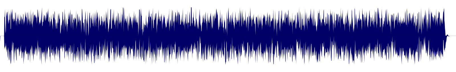 waveform of track #134557